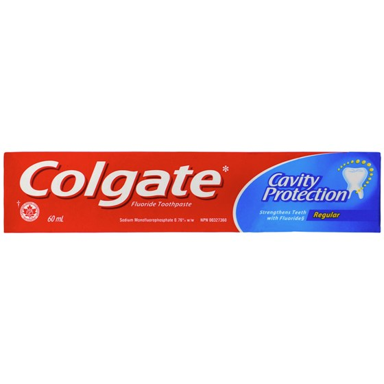Toothpaste, with Cavity Protection