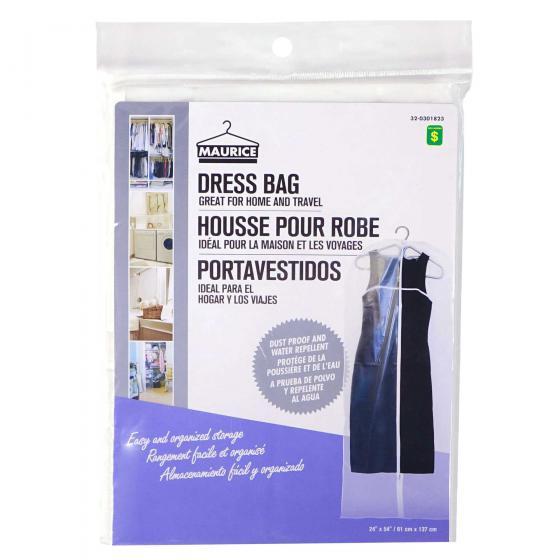 PEVA Dress Storage Bag