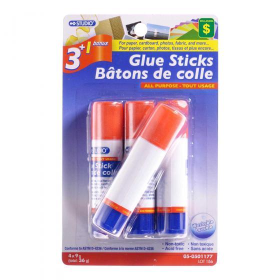Glue Sticks 4PK