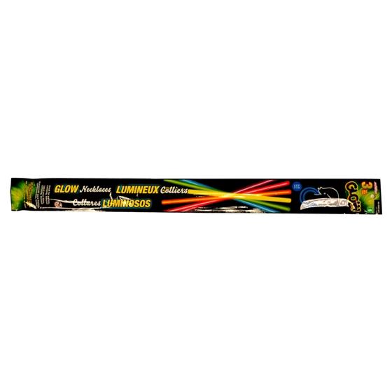 Glow Necklaces 3PK
