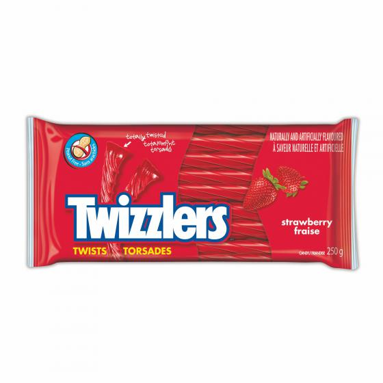 Strawberry Twist Candy