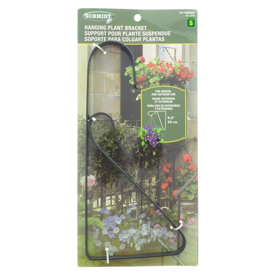 Metal Hanging Plant Bracket
