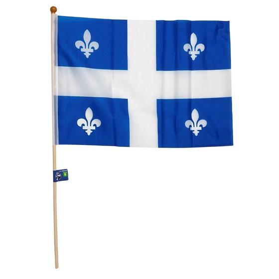 "Quebec Flag 12 x 18"""
