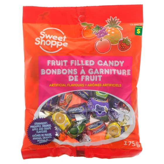 Fruit Filled Candy