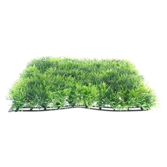 Artificial Interlocking Grass/Clover Mat