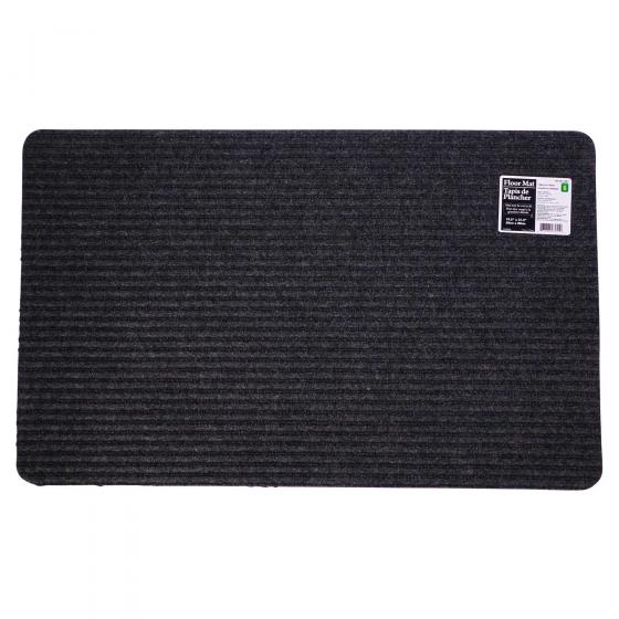 Polyester Floor Mat (Assorted Colours)