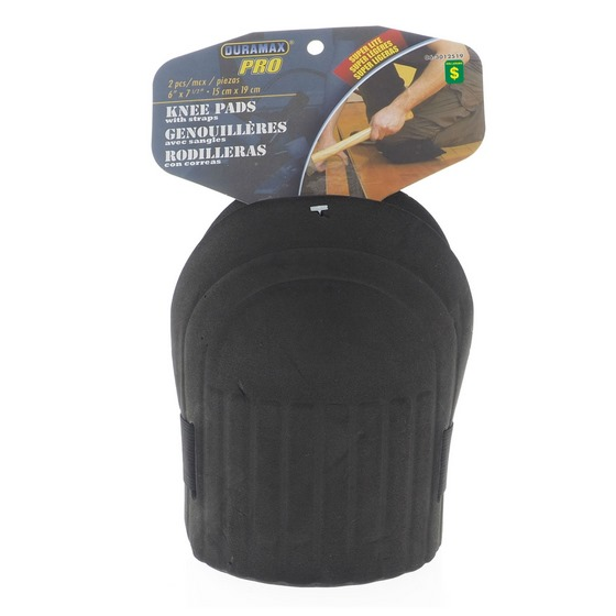 Pair of Knee Pads with Straps