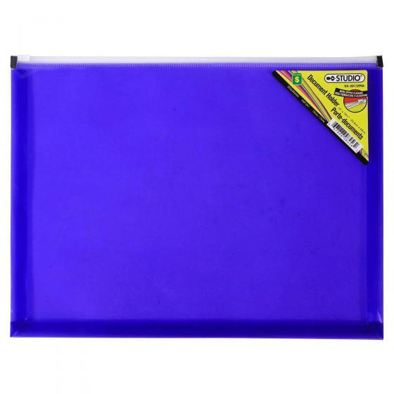 Plastic File Holder (Assorted Colours)