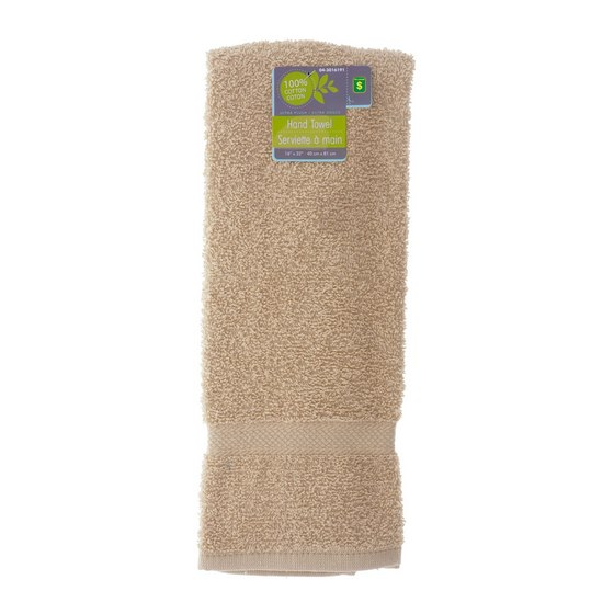 Ultra Plush Hand Towel (Assorted Colours)