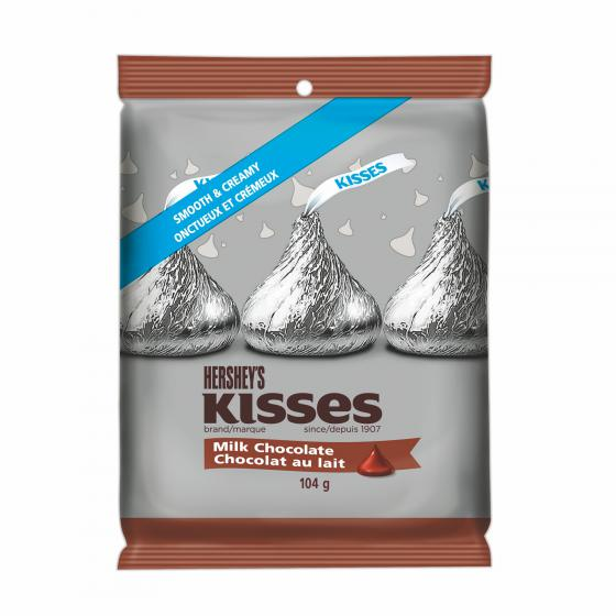 Kisses Milk Chocolate