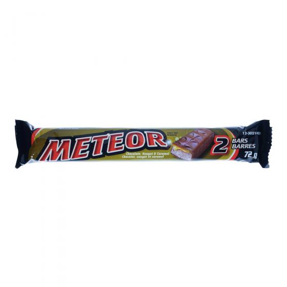 METEOR Chocolate Bars 2PK