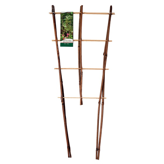 2Pk Bamboo Trellises