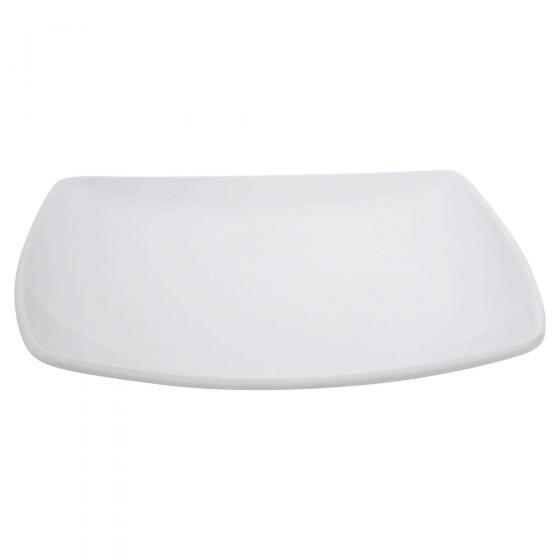 Square Melamine Dinner Plate