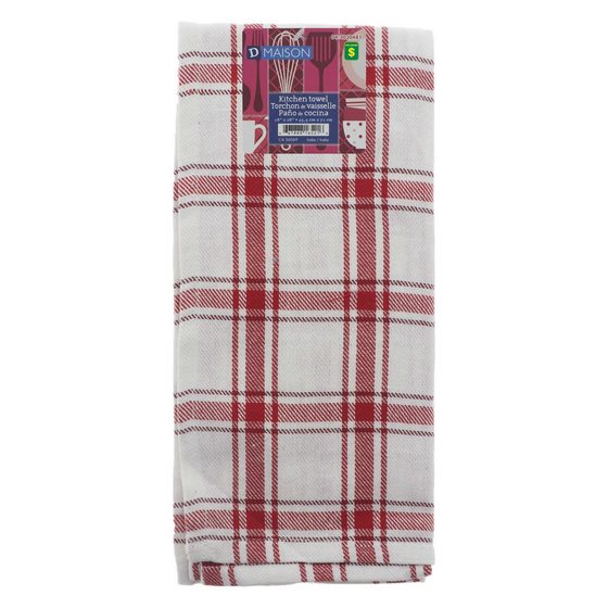 Kitchen Towel (Assorted Styles and Colours)