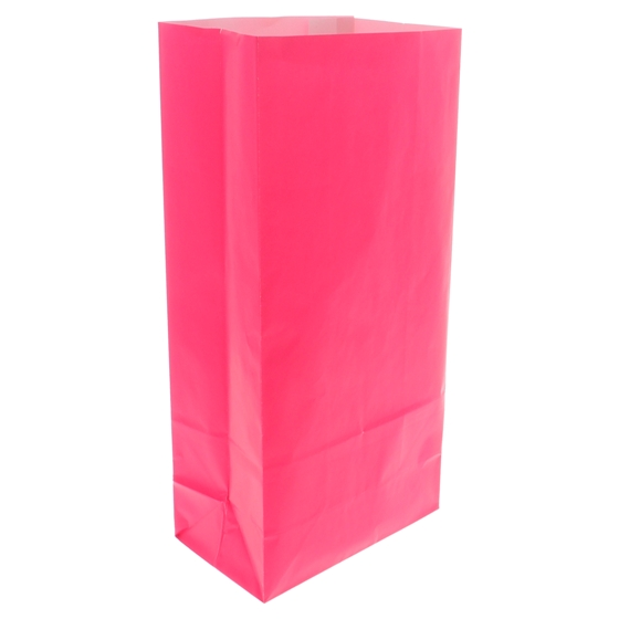 Loot Bags 10PK (Assorted Colours)