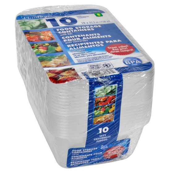 10 Food Storage Containers