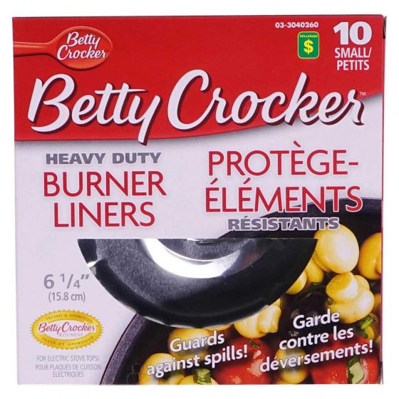 Small size Burner Liners 10PK