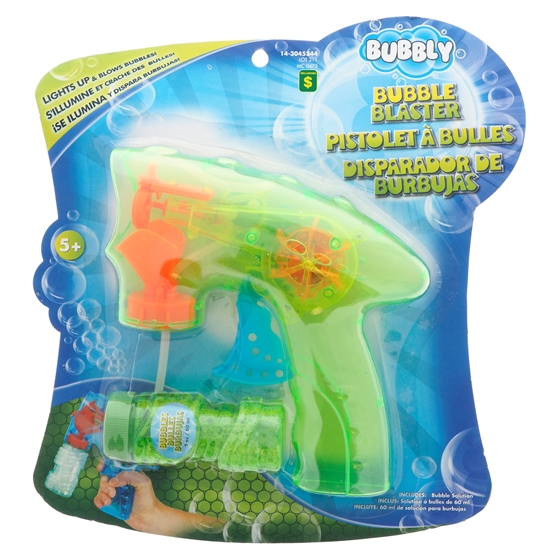 Bubble Blaster with Light