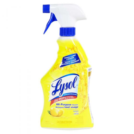 All-Purpose Cleaner, Lemon scent