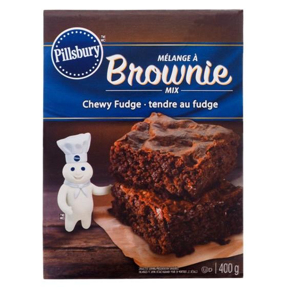 Chewy Fudge Brownie Mix