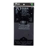 20 Sheets Black Licorice Tissue Gift Wrap - 0