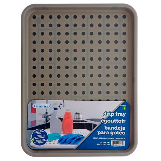 Multi-Use Drip Tray (Assorted Colours)