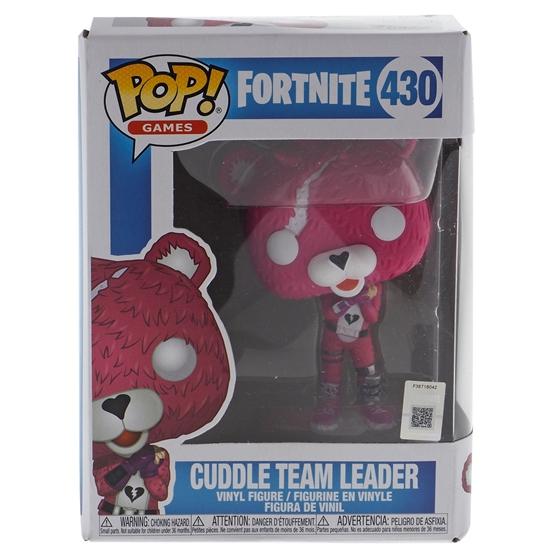 FUNKO-Pop Fortnite Cuddle Team Leader figure