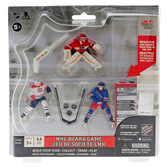 NHL Board Game
